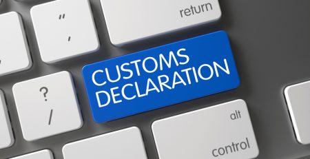 What Is a European Customs Declaration